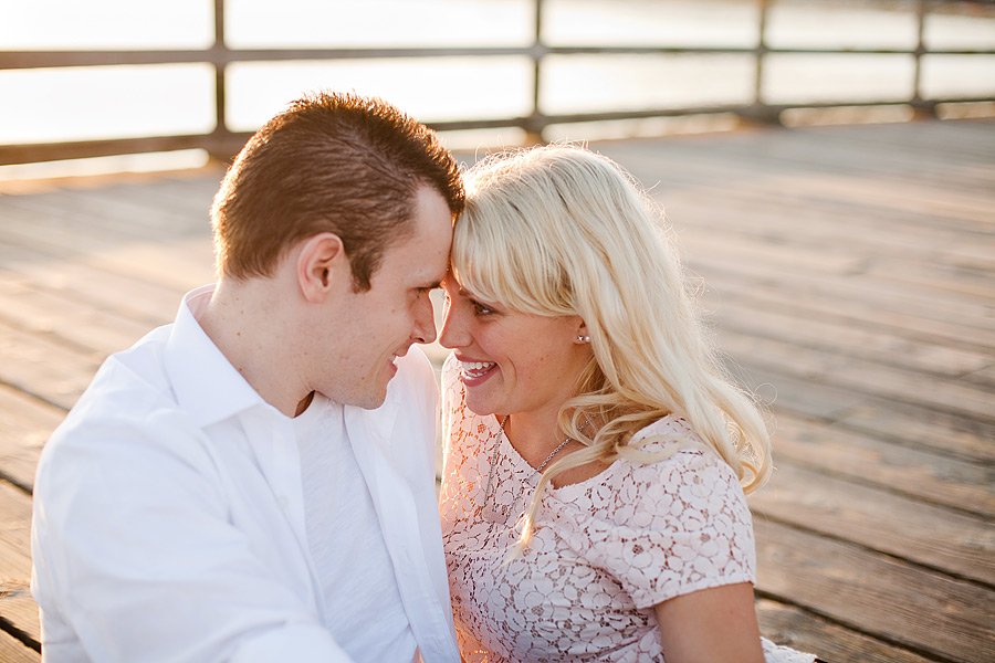 White Rock Engagement Photography