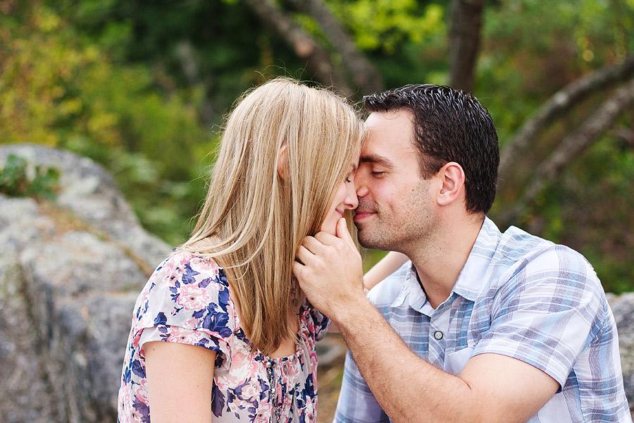 Whytecliff Park Couple Photos