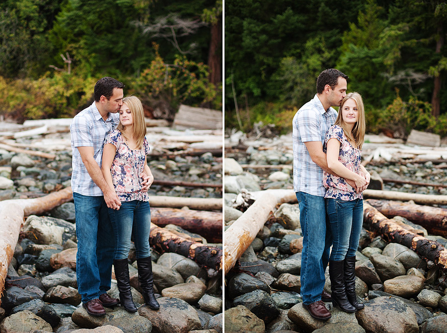 West Vancouver Engagement Photos