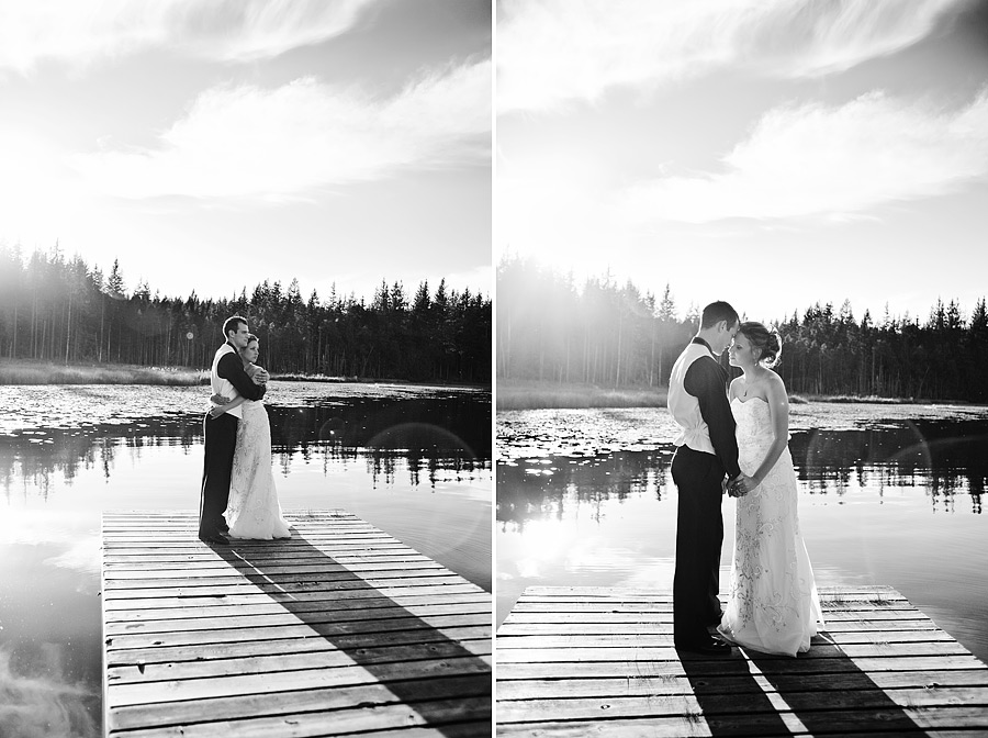 Maple Ridge Wedding Outdoors