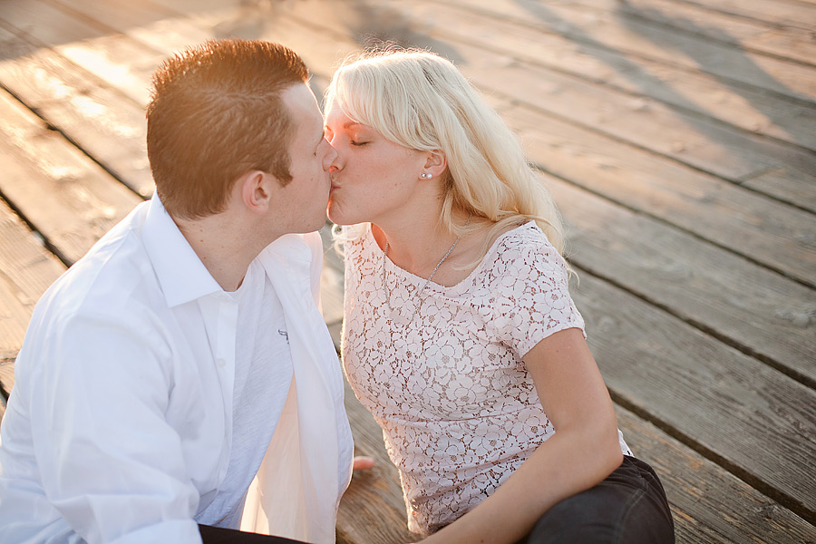 Caylee & Mike | White Rock Engagement