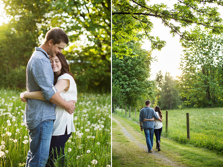 Abbotsford Engagement Photography