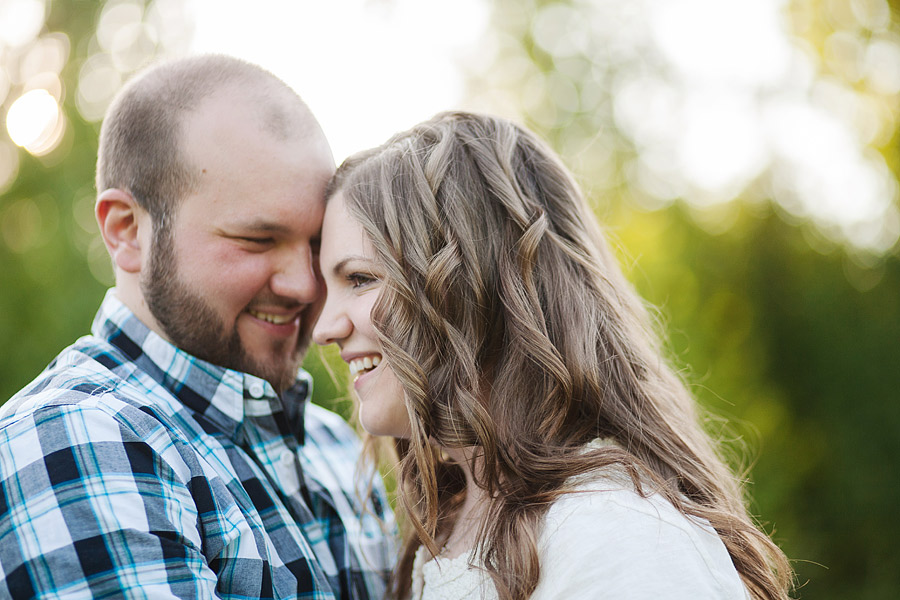 Heather & Dave | Abbotsford Engagement