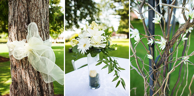 Outdoor Ceremony Details