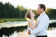Erin & Jesse: Whonnock Lake Wedding