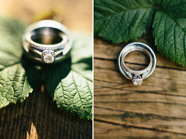 Vintage Inspired Wedding Rings