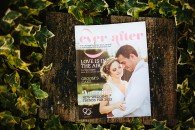 Erin & Jesse's Wedding Featured in the Ever After Magazine