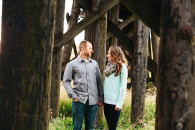 Ann & Marshall: Engagement Session