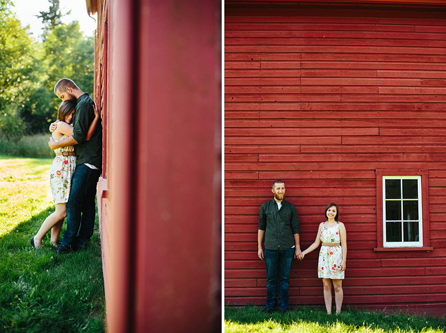 Barn Engagement Session