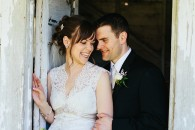 Gabrielle & Bryan: Fort Langley Wedding