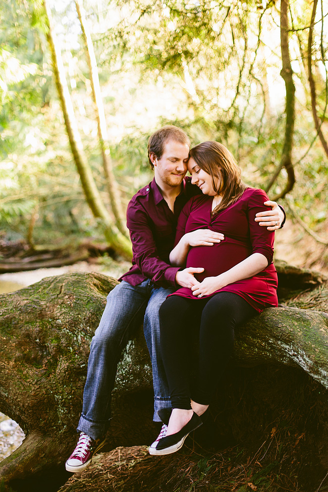 Abbotsford Maternity Photos