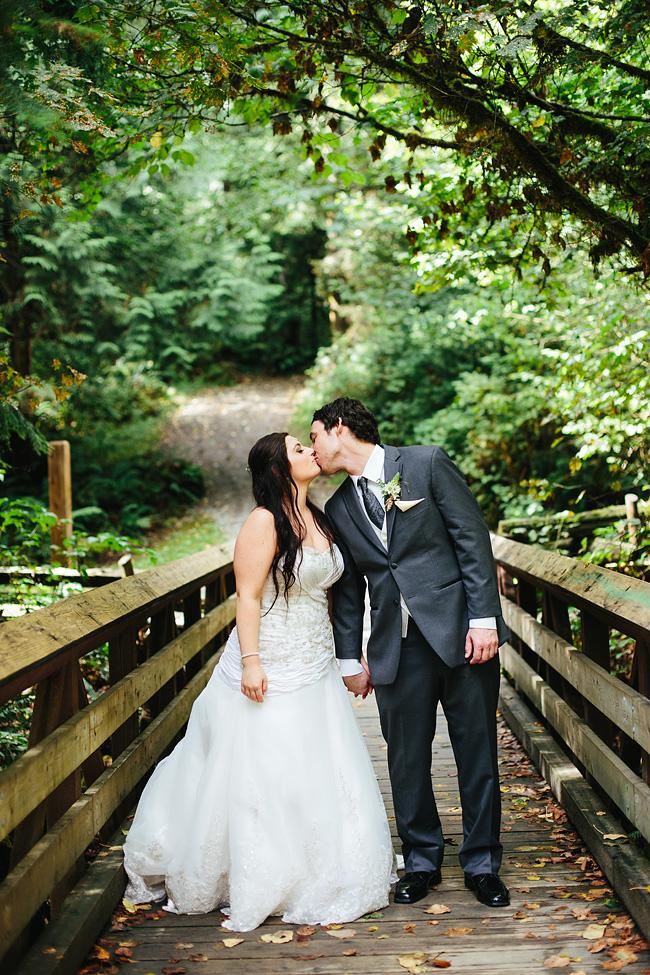 maple ridge park wedding photos