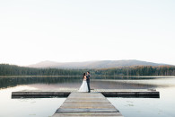 Sam & Ray: Whonnock Lake Wedding