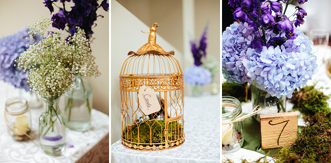 Wedding Birdcage Thank You Cards