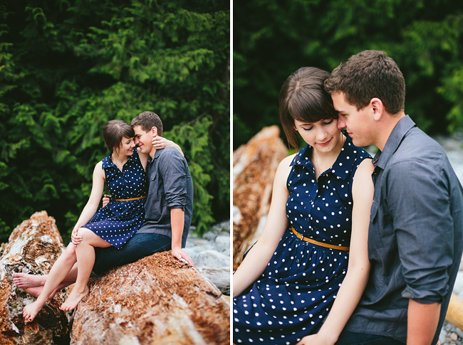 driftwood creek engagement