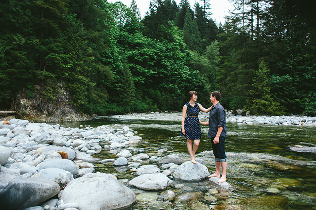 Fraser Valley river engagement