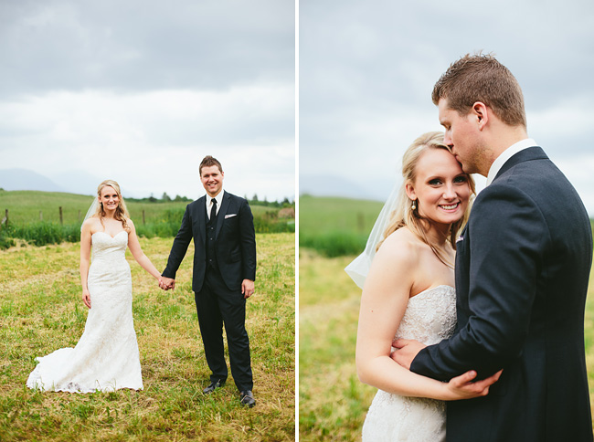 Abbotsford field Wedding