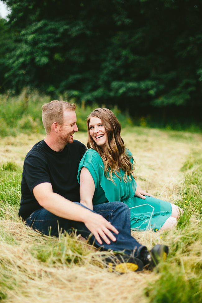 Langley Field Engagement Session