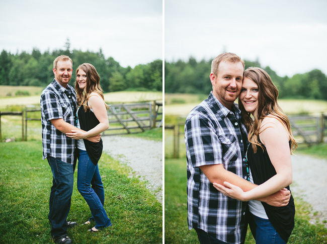 langley engagement portraits