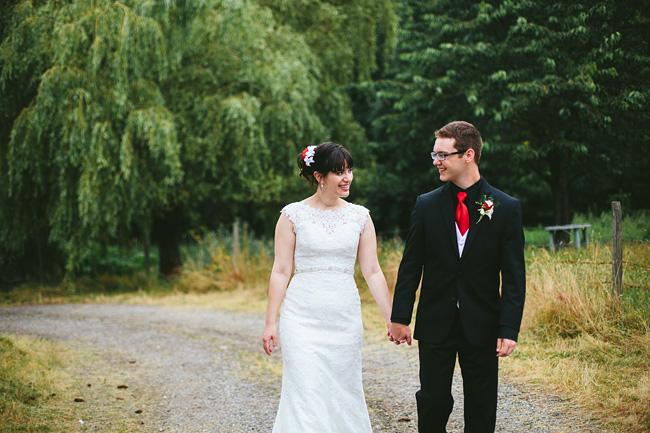 Surrey Outdoor Wedding Portraits