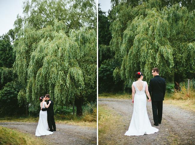 Willow tree at Semiahmoo Surrey