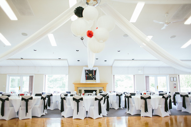 Surrey Wedding Hall