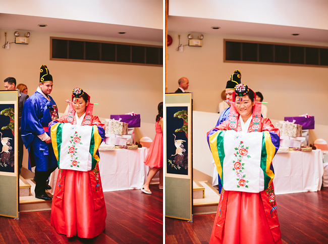 Traditional Korean Ceremony