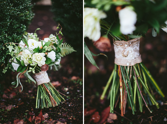 Rustic Wildflower Bouquet