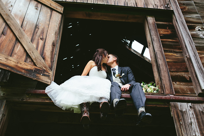 Fraser Valley Barn Wedding