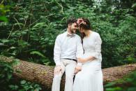 Jessica & Andrew: Bohemian Wedding