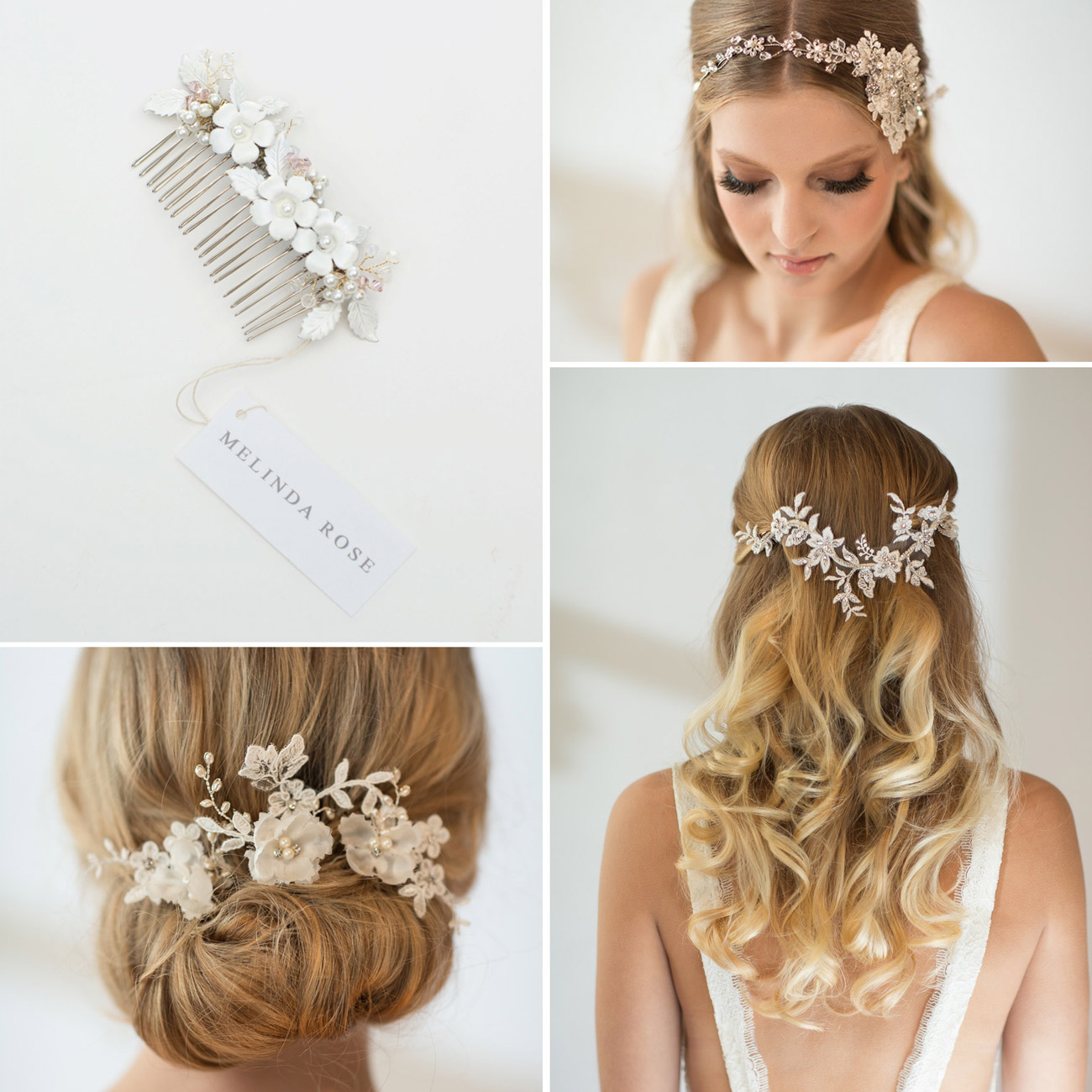 Etsy Canada Bridal Hair Accessories