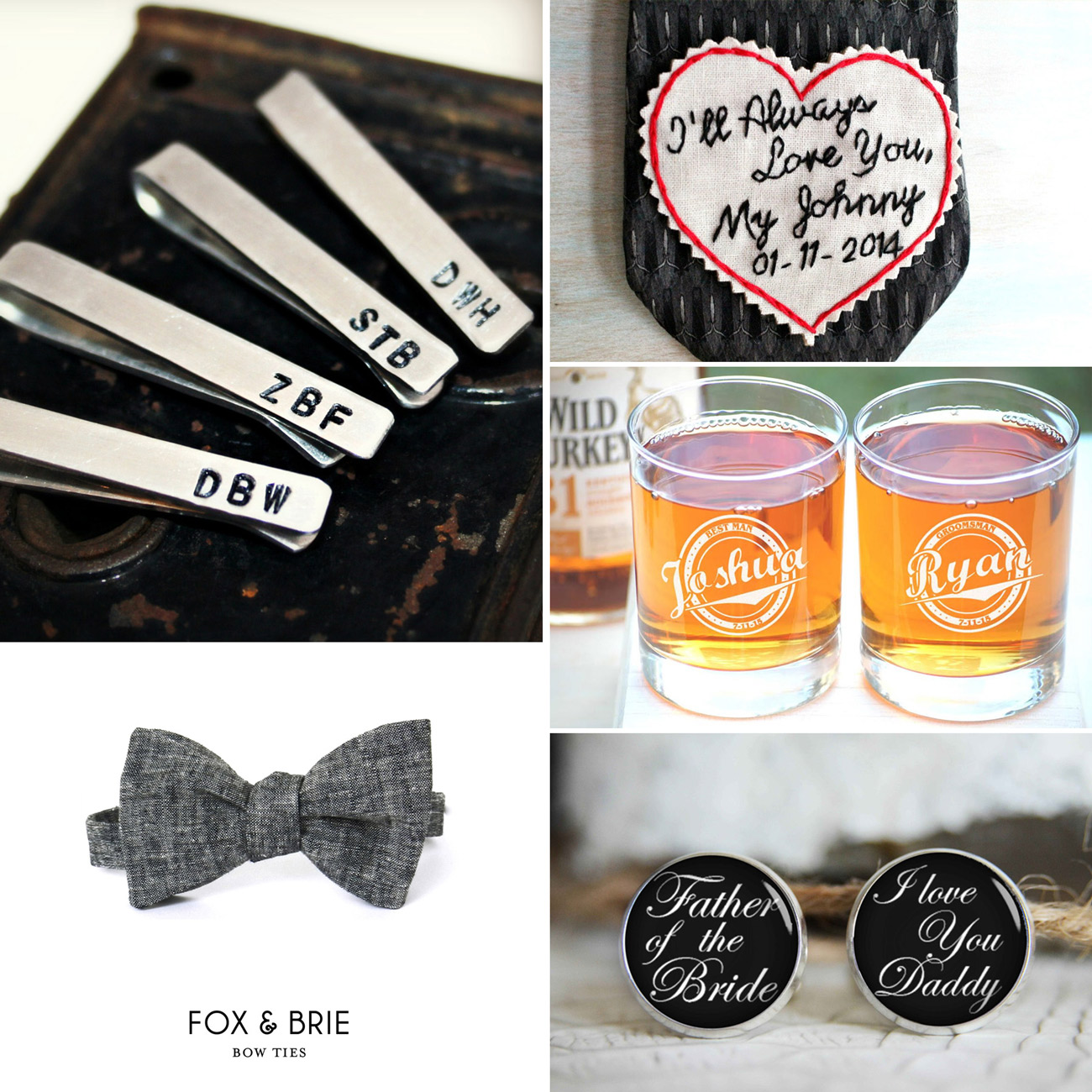 Etsy Wedding Groom Ideas