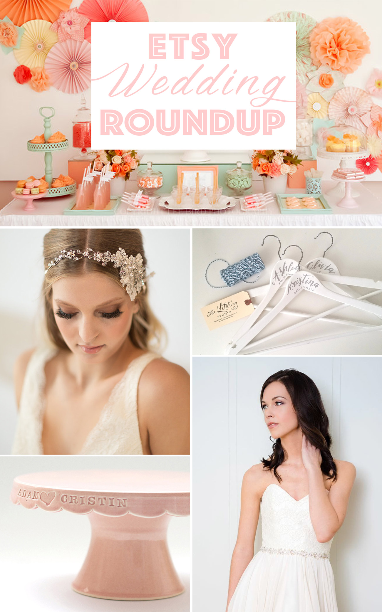 Etsy Wedding Roundup
