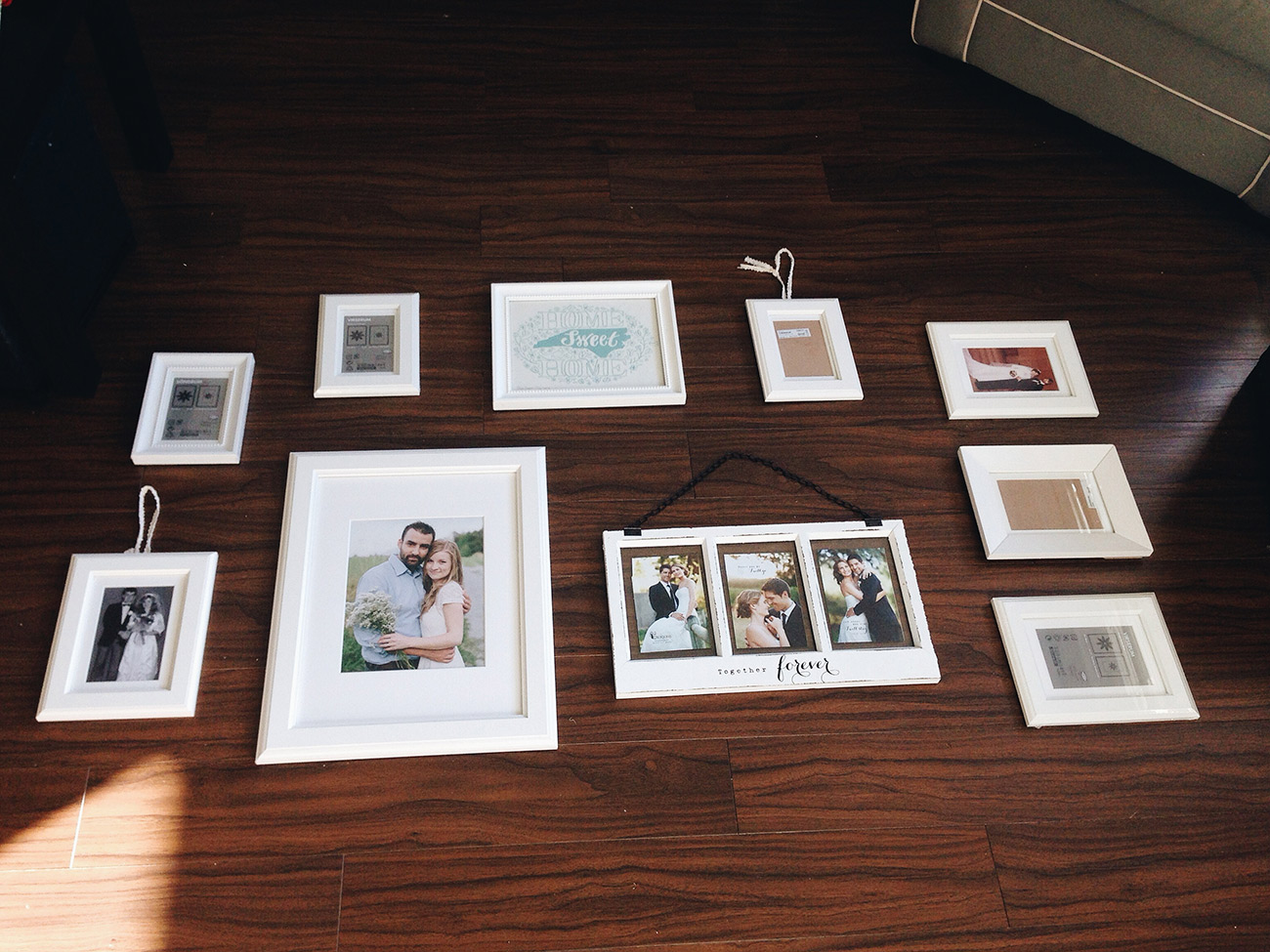 Laying-out-Gallery-Wall