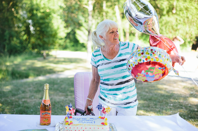 70th Birthday Picnic