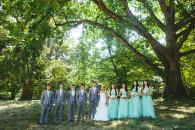 Claudia & Ben: Wedding Photos