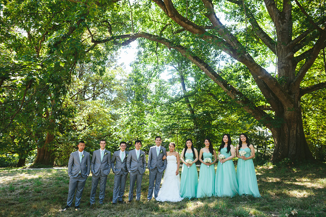 Deer Lake Wedding Photos