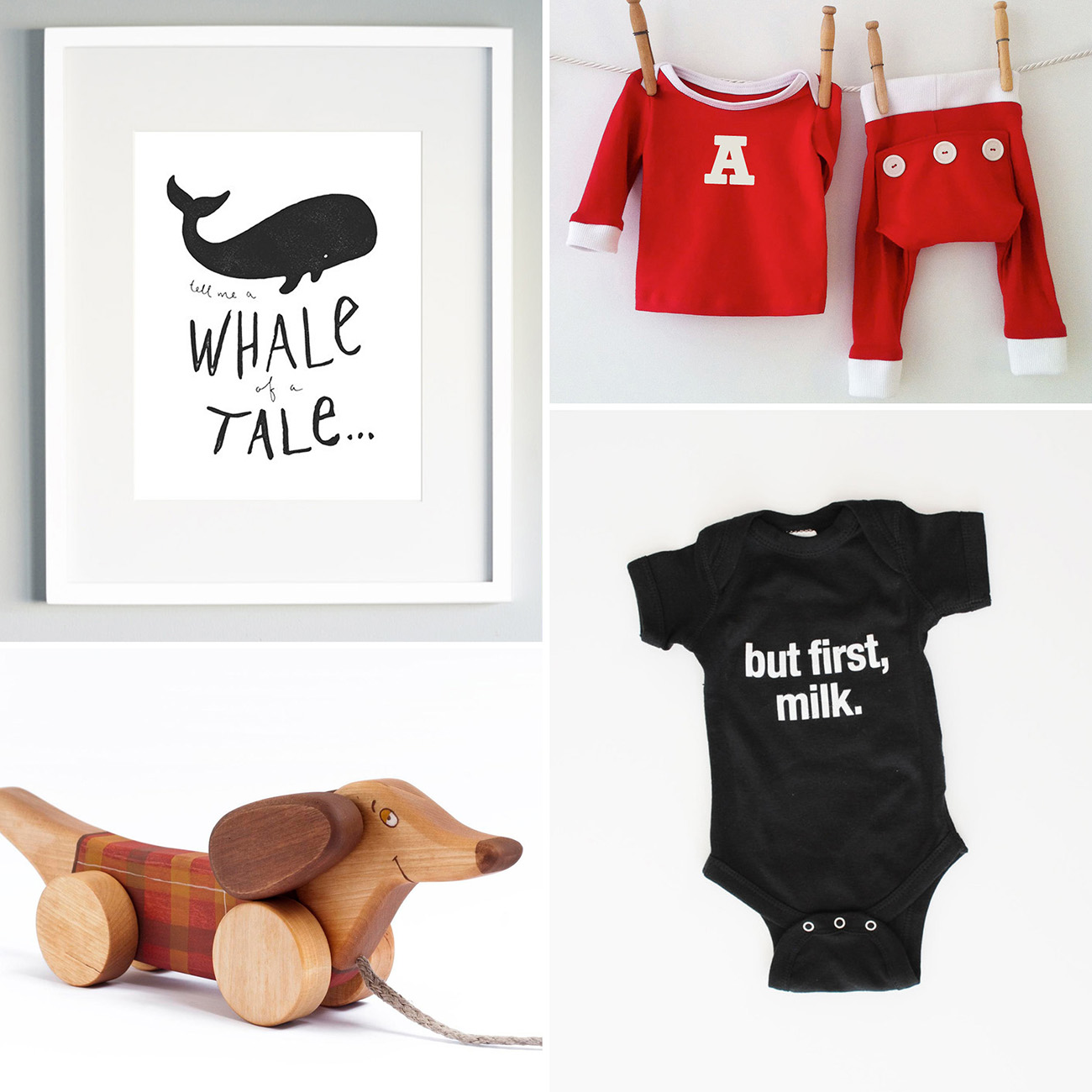 Etsy Gift Guide Babies