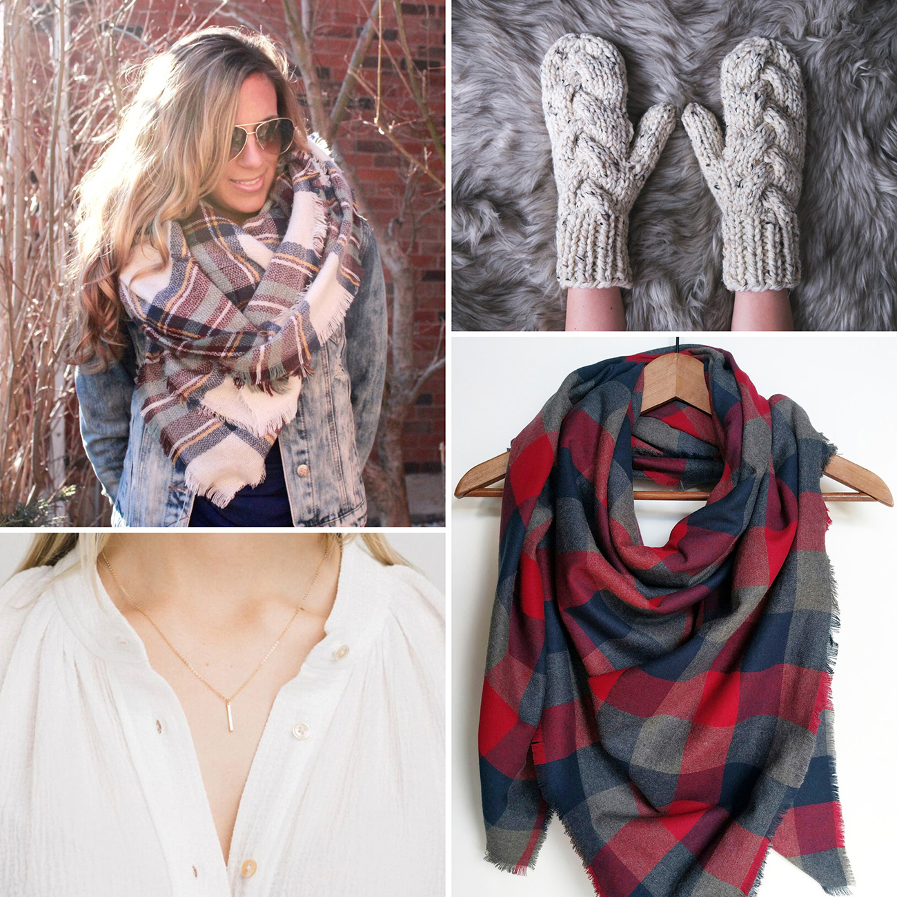 Etsy Gift Guide Winter Accessories