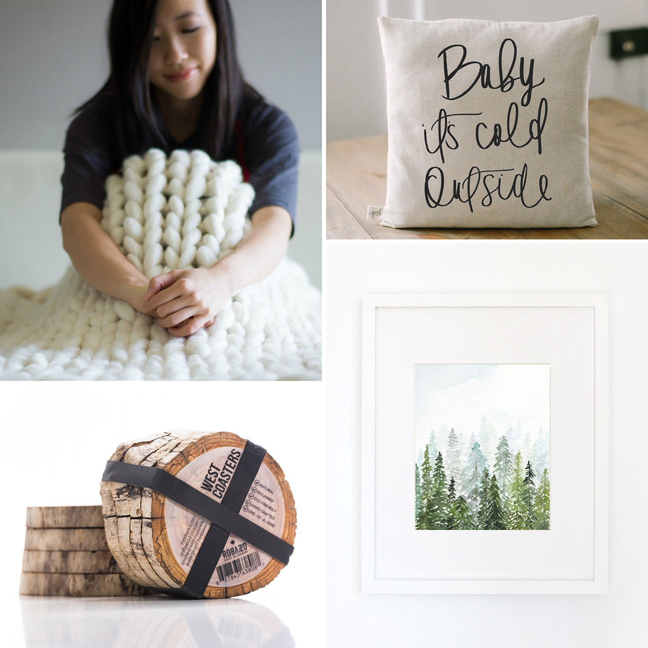 Etsy Gift Ideas for the Home