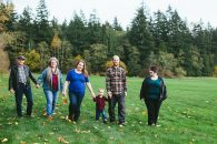 Schroeder Family: Fraser Valley Photographer