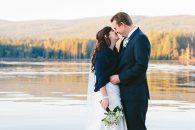 Natalie & Bas: Whonnock Lake Wedding