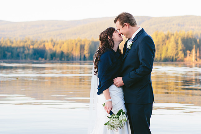 Natalie & Bas: Whonnock Lake Wedding