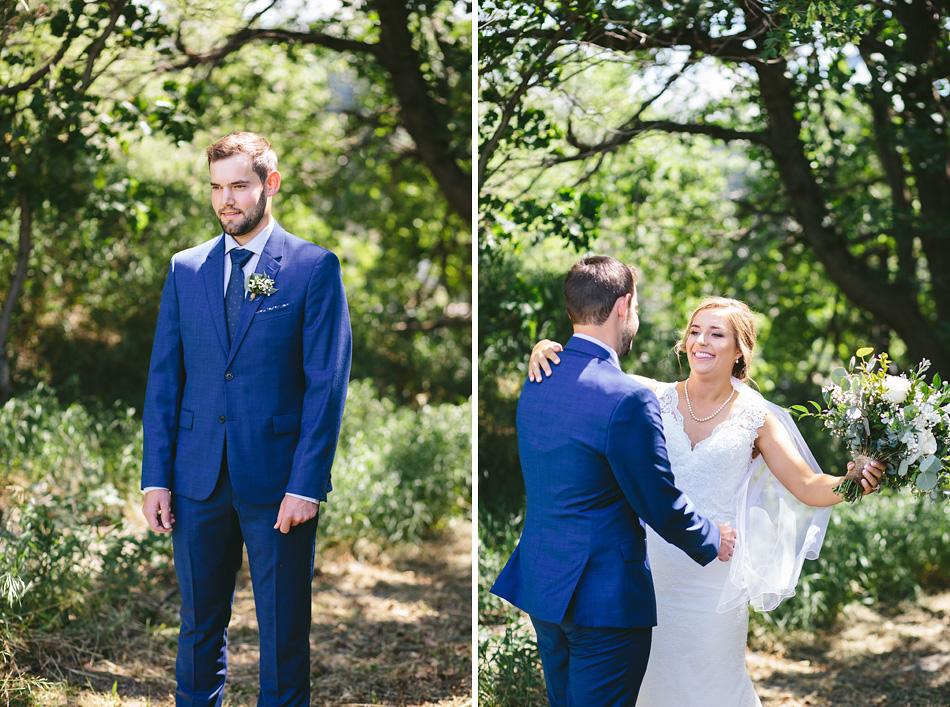 Winkler Wedding First Look