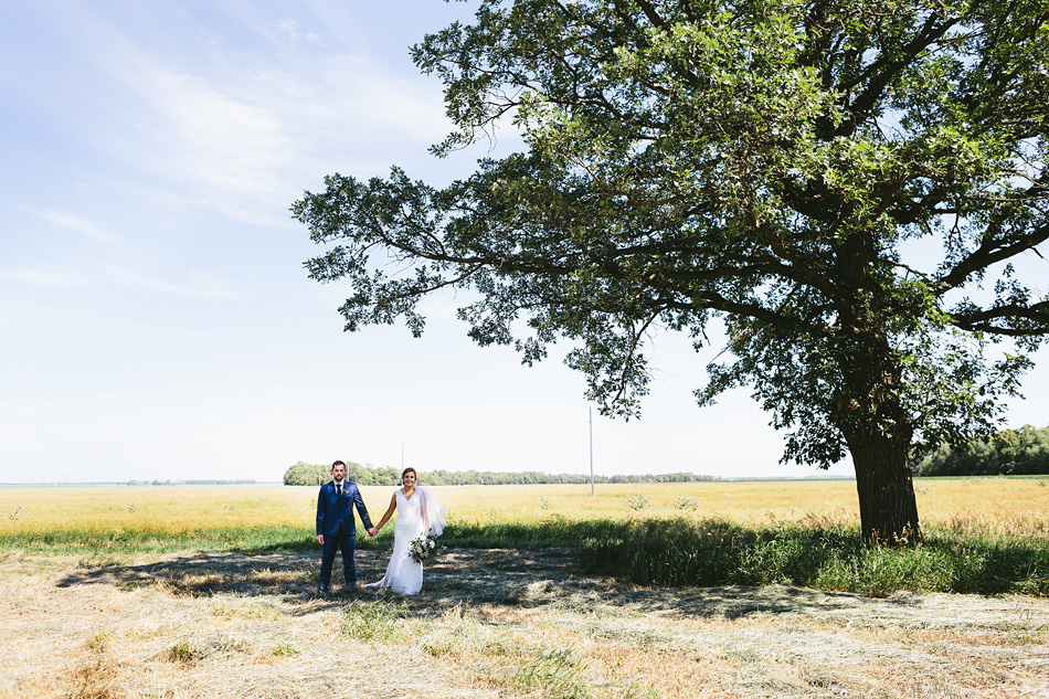 Southern Manitoba Wedding