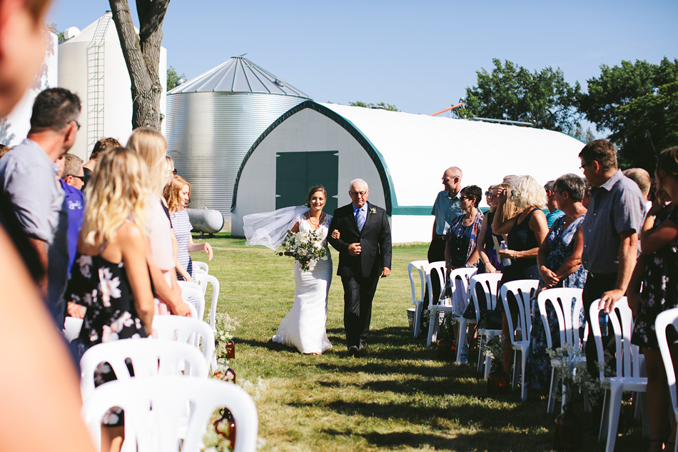 Outdoor Winkler Wedding