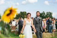 Michelle & Jared: Abbotsford Farm Wedding