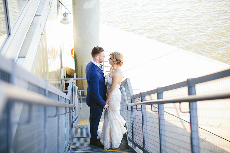UBC Boathouse Dock Wedding Photos
