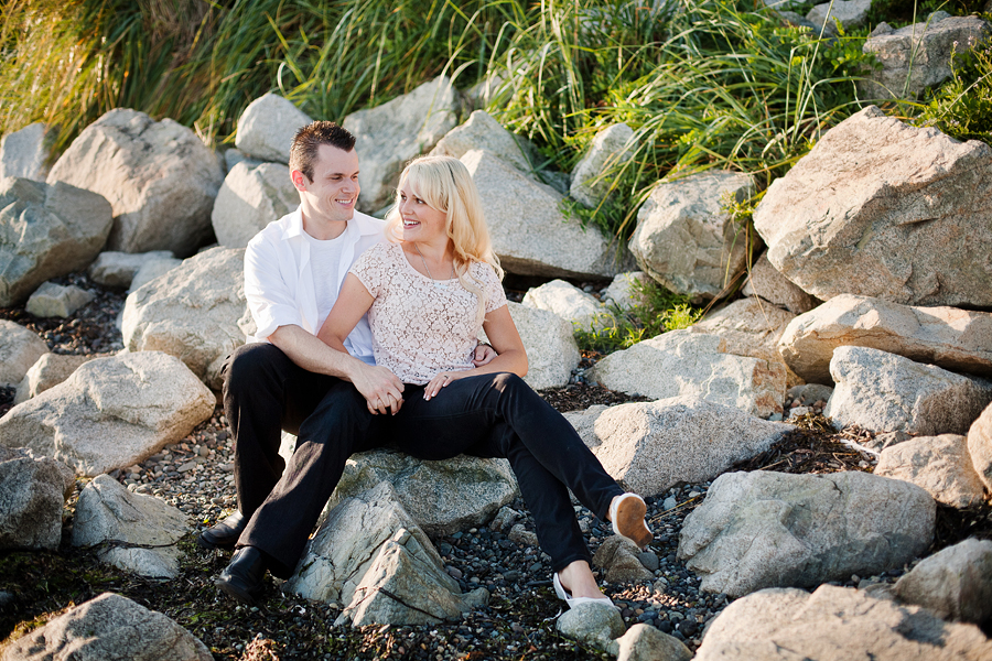 White Rock Engagement Caylee Mike