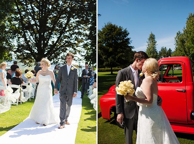 Vintage Surrey Wedding